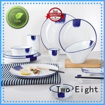 smooth porcelain dinner sets for 12 supplier for dinning room