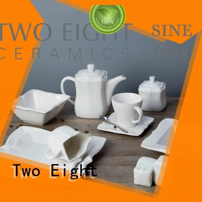 Two Eight Brand bistro dish restaurant two eight ceramics manufacture