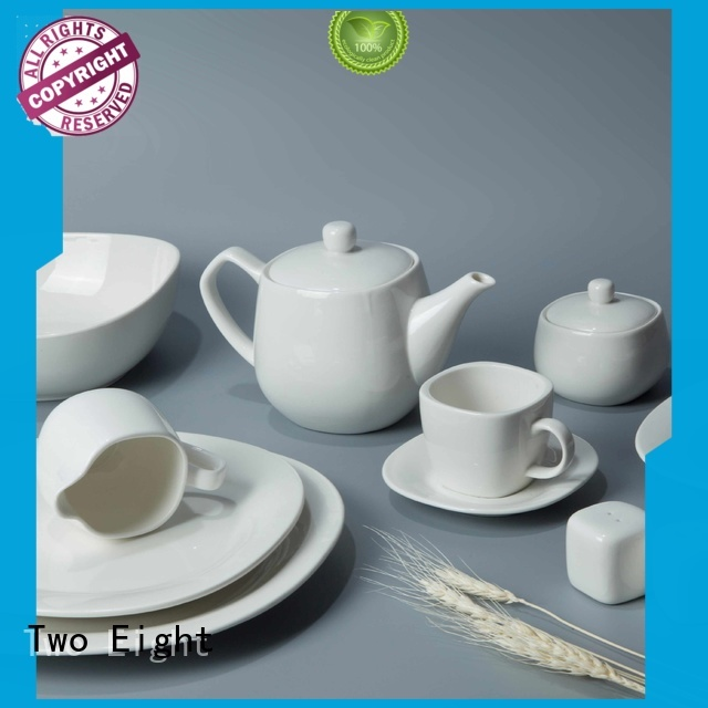 Two Eight fine porcelain plates Suppliers for home