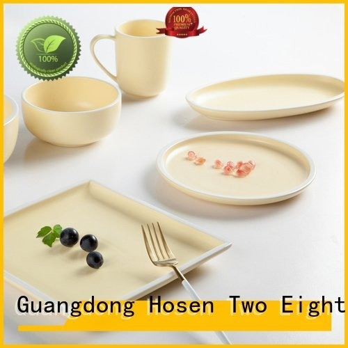 Two Eight restaurant blue and white porcelain italian liang
