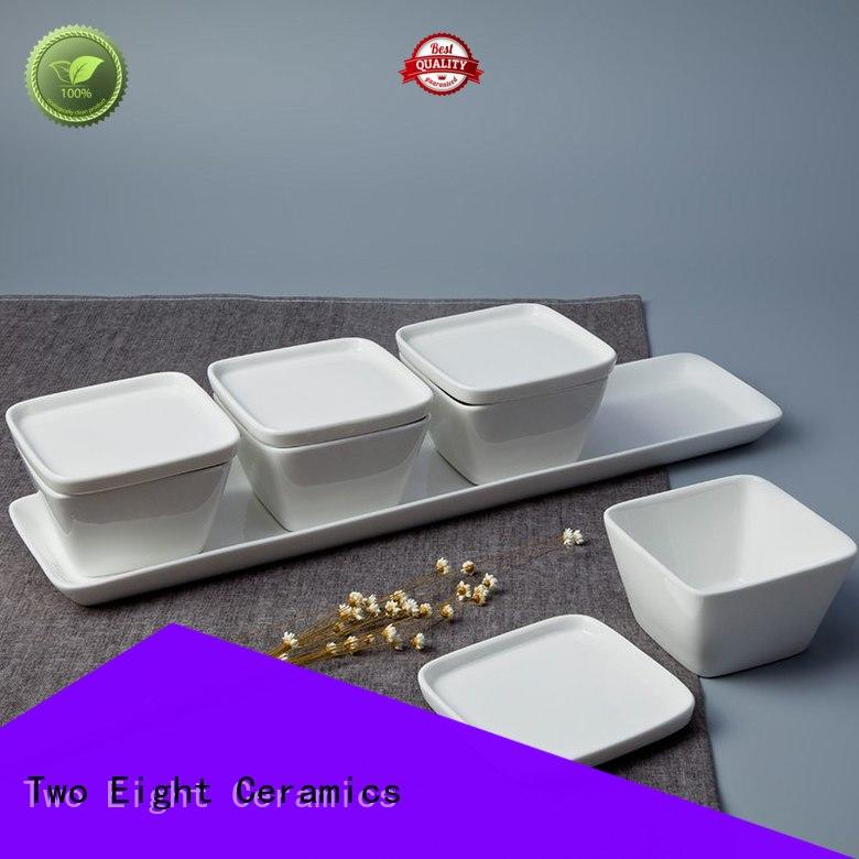 Two Eight embossed noritake bone china factory for hotel