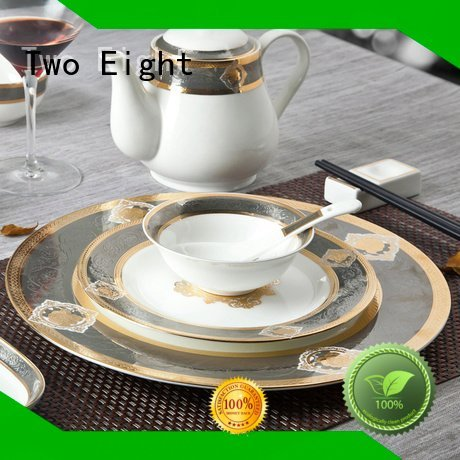 Hot fine china tea sets hotel Two Eight Brand