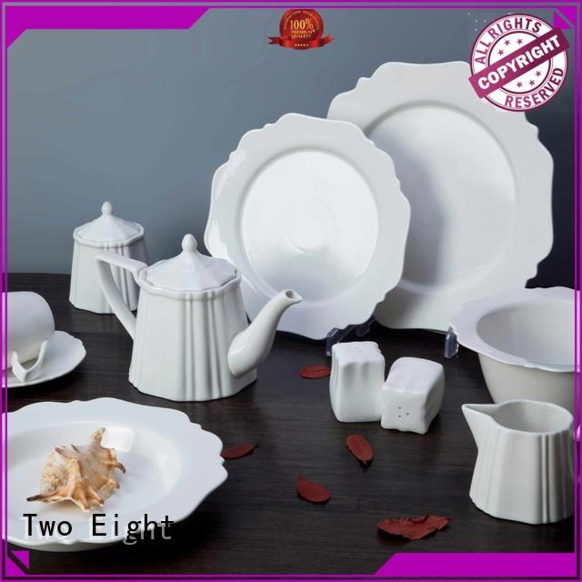 fashion cheap porcelain dinner plates Vietnamese directly sale for dinning room
