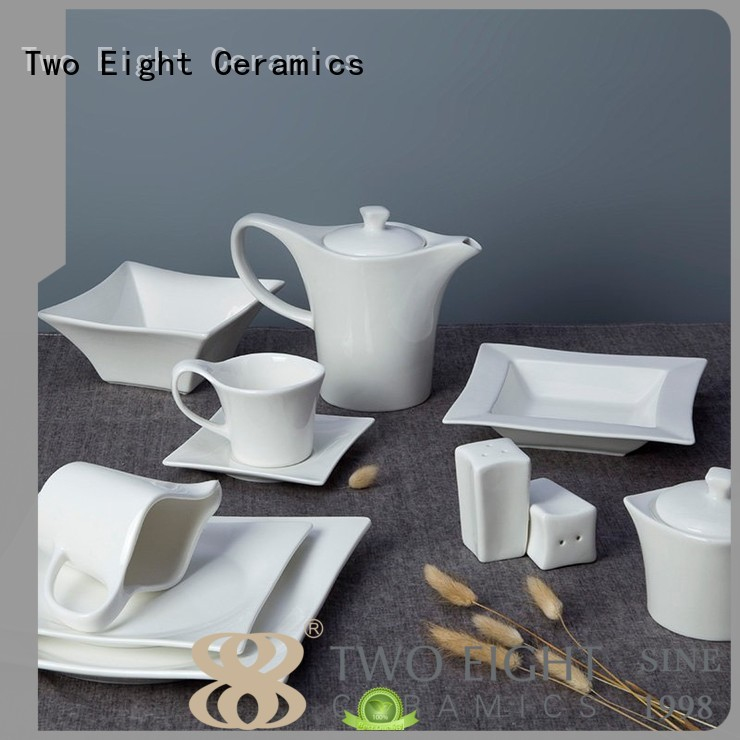 Two Eight Brand rim round smooth two eight ceramics