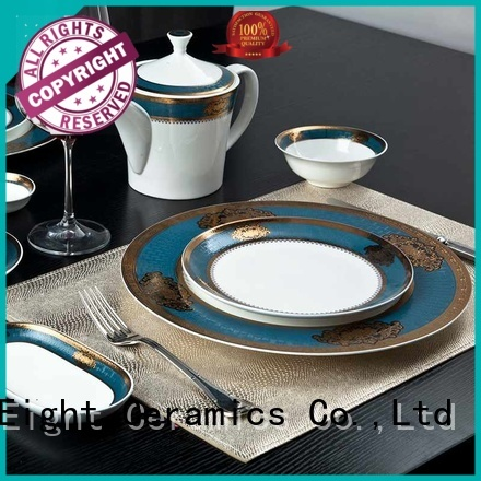 Two Eight tableware fine porcelain dinner set factory price for dinning room