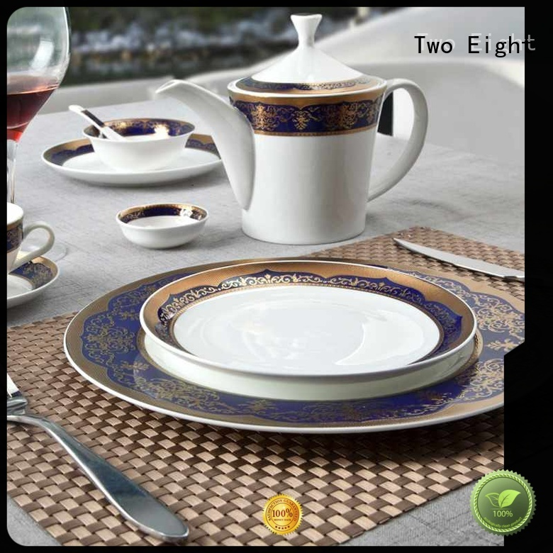 Wholesale fine two eight ceramics Two Eight Brand