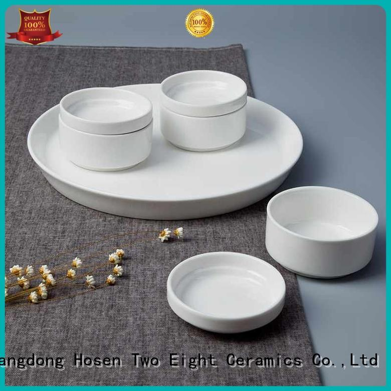 Two Eight modern bone china cups with good price for restaurant
