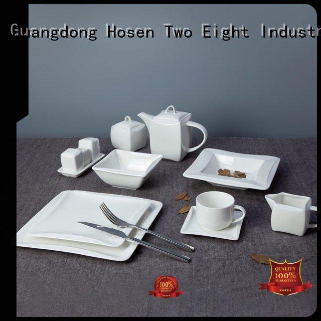 german french elegant white dinner sets Two Eight