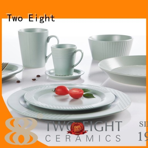 Two Eight Latest french porcelain dinnerware sets for business for hotel