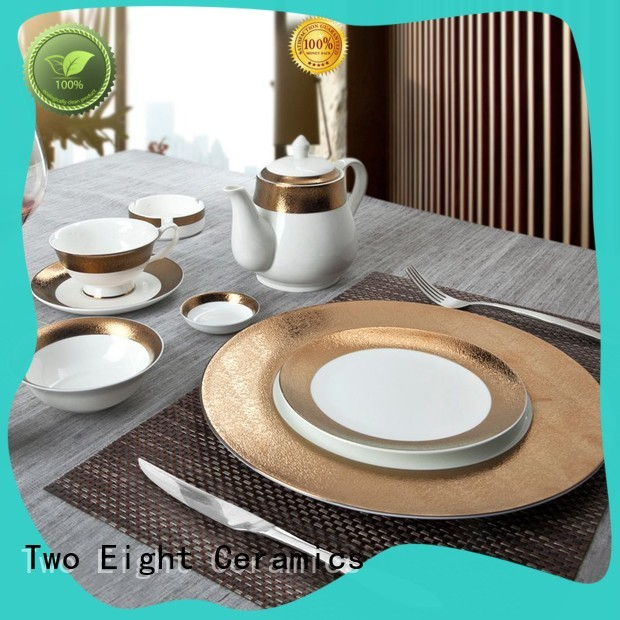 Two Eight Best restaurant supply dinnerware sets manufacturers for kitchen