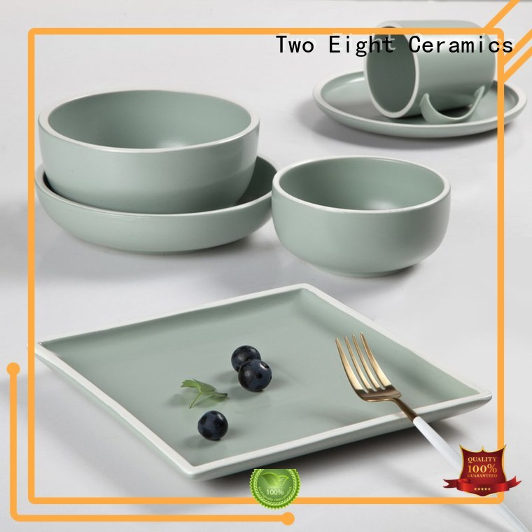 Two Eight classic porcelain dinner set online