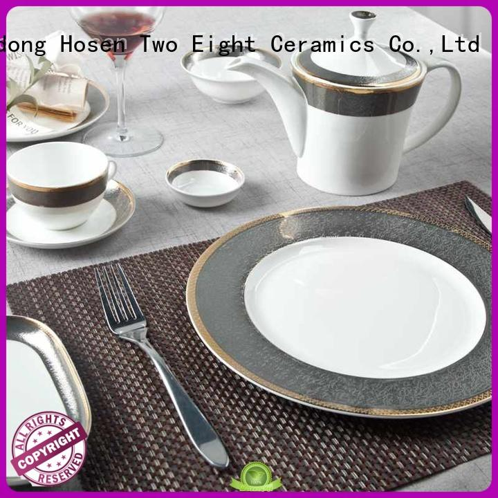 style fine bone china england classic for hotel Two Eight