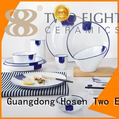 Custom german decal two eight ceramics Two Eight line