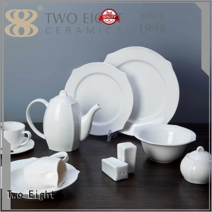 Two Eight New hotel crockery online india factory for dinner