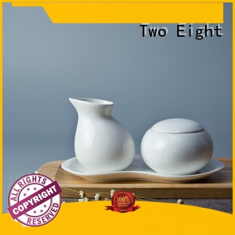 Two Eight bone china tea cups company for dinning room