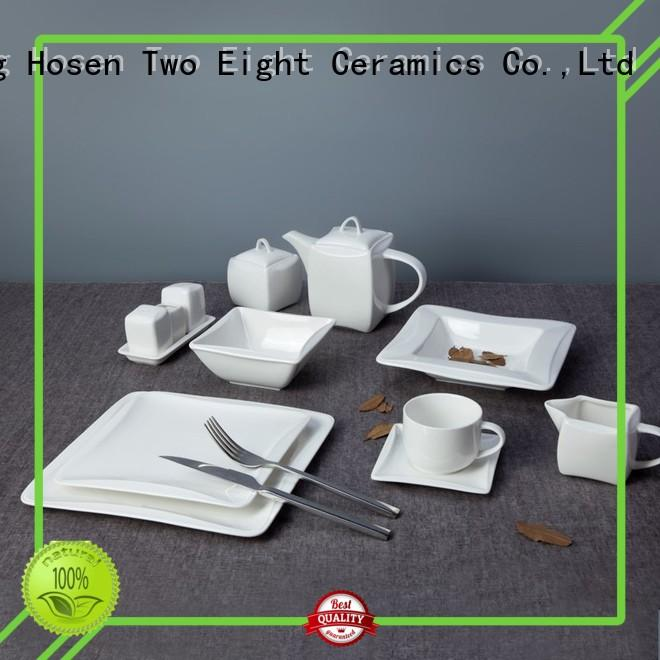 smoothly top porcelain dinnerware brand directly sale for bistro