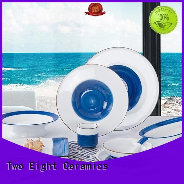 colorful cool restaurant plates bone directly sale for dinner