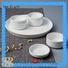 bone bone china porcelain design for restaurant Two Eight