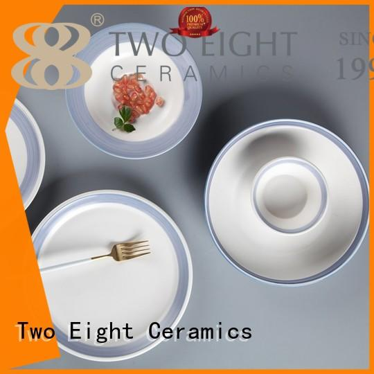 classic quality china dinnerware decal customized for hotel