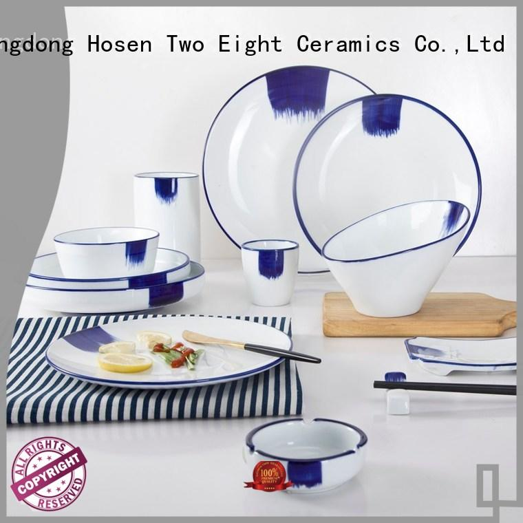 smooth everyday porcelain German style from China for home
