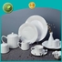 Wholesale cheap porcelain dinner plates for business for bistro