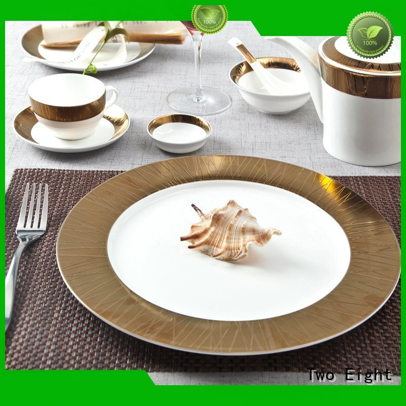 Wholesale flat two eight ceramics Two Eight Brand