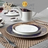 fine white porcelain dinnerware style casual Two Eight Brand company