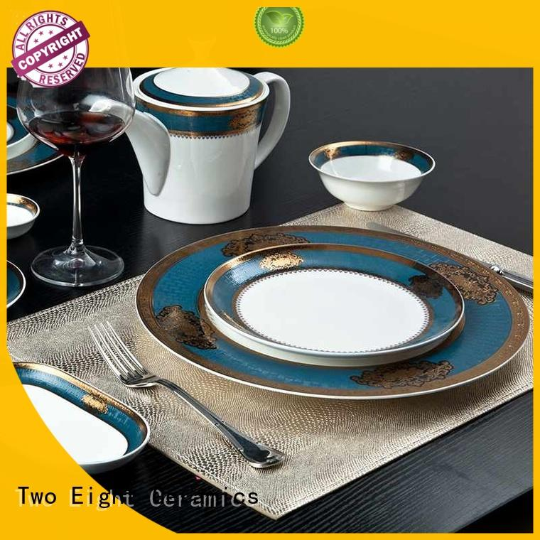 Two Eight td03 restaurant chinaware supplier supplier for teahouse
