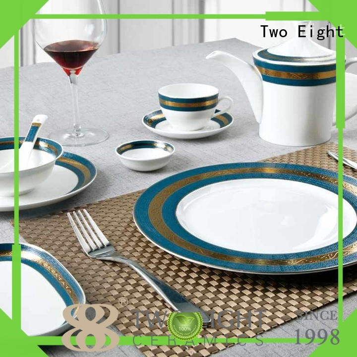 Two Eight td06 fine dinnerware sets wholesale for kitchen