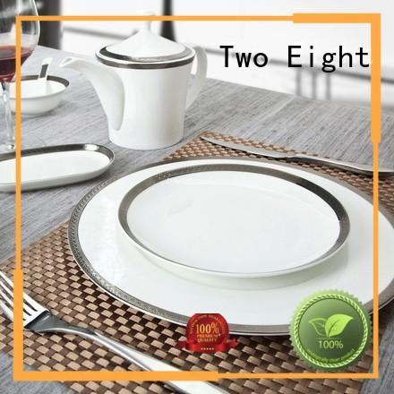 Two Eight durable fine porcelain tea set supplier for bistro
