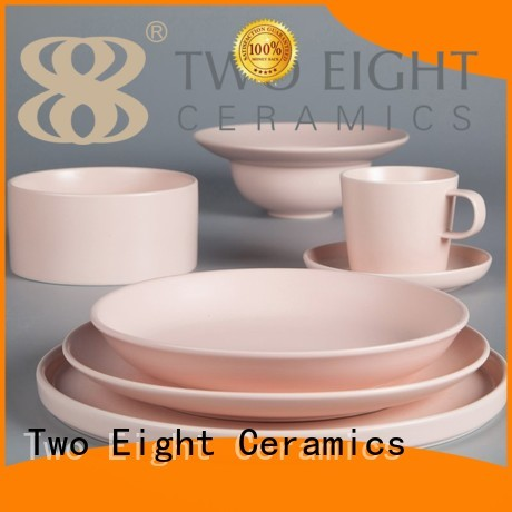 Two Eight german dinnerware sets manufacturers for bistro
