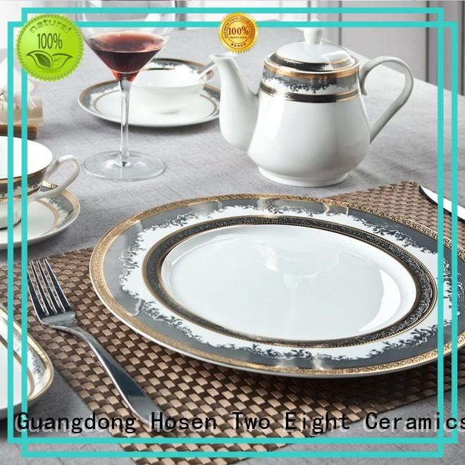 elegant restaurant dishes wholesale fashion personalized for bistro