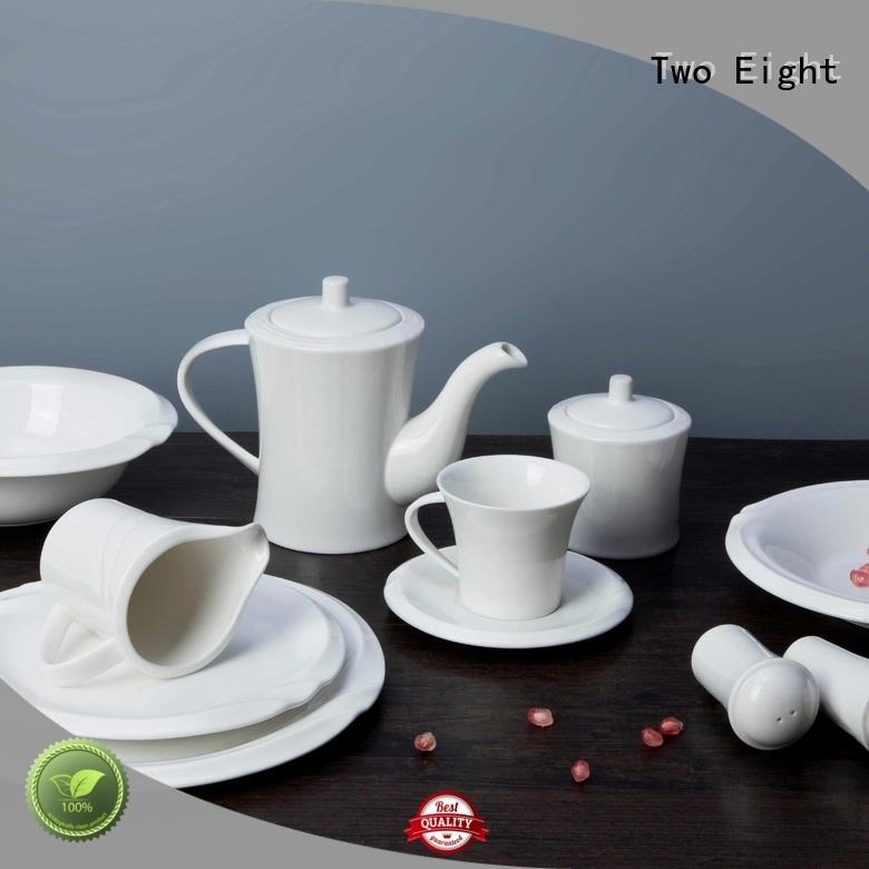 white porcelain tableware royal two eight ceramics glaze company
