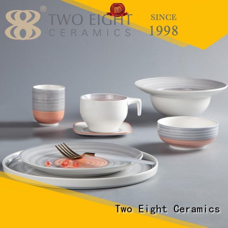 irregular everyday porcelain black from China for dinning room