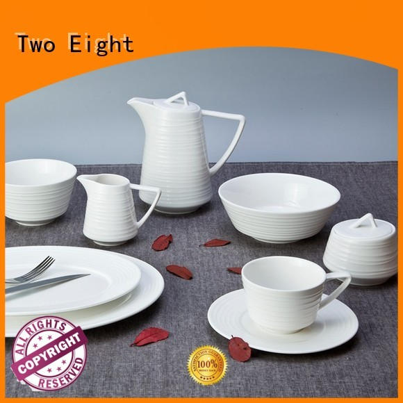 chinese restaurant crockery sample for home Two Eight