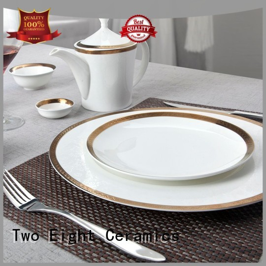 fine white porcelain dinnerware dinnerware modern two eight ceramics casual Two Eight Brand