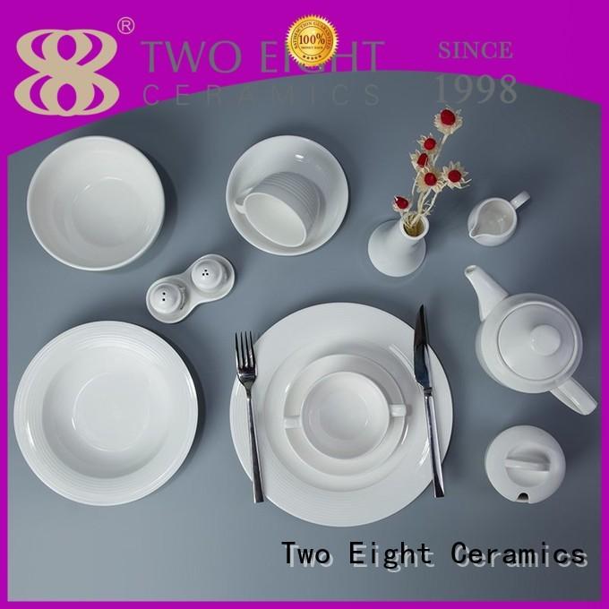 New white dinner sets Suppliers for restaurant