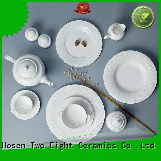 Top white dinnerware sets for 8 for business for home