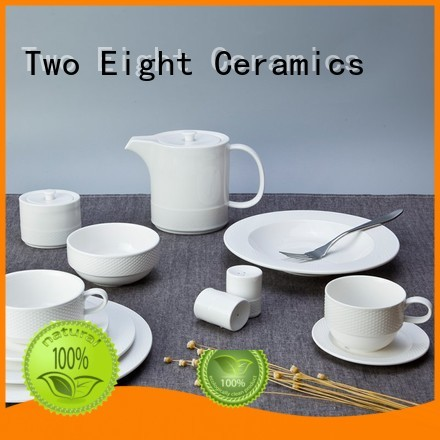 Two Eight cool restaurant plates Supply for bistro