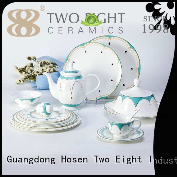 rose white rim two eight ceramics colored Two Eight Brand