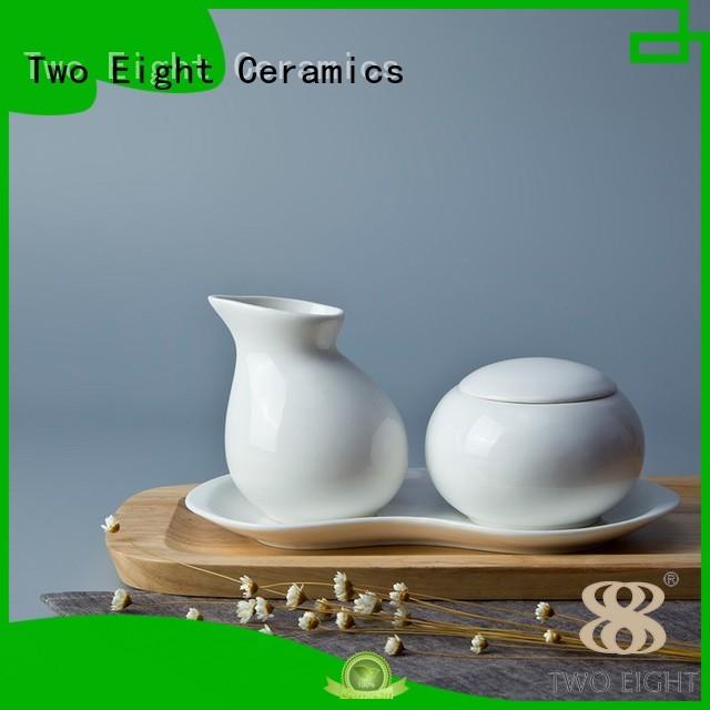 contemporary restaurant dinnerware Two Eight Brand wedgewood bone china manufacture