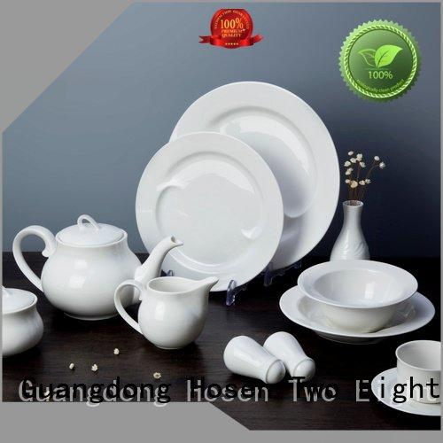 fang royalty sample Two Eight white porcelain tableware