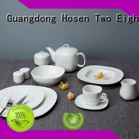 Vietnamese discount porcelain dinnerware sets directly sale for restaurant Two Eight