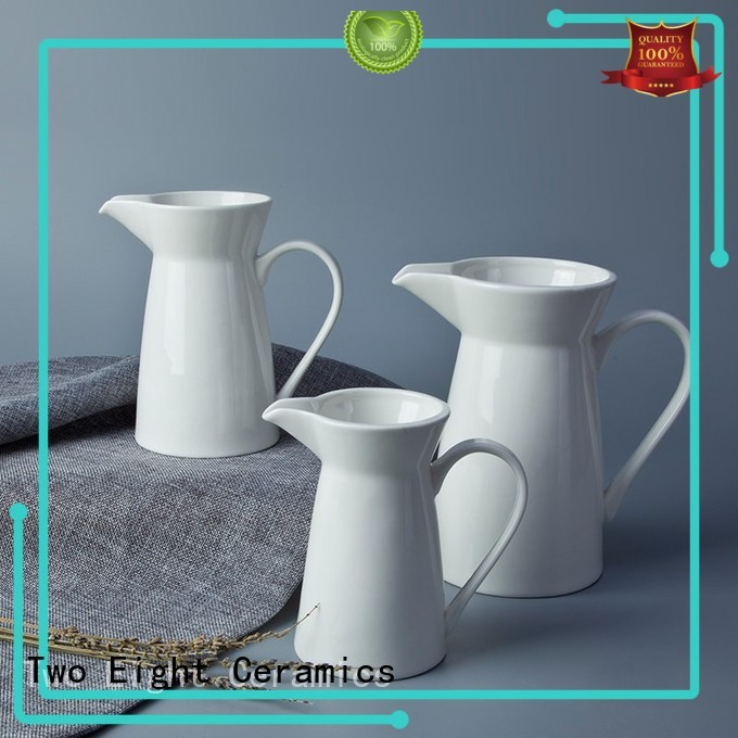 durable porcelain tea cup with lid design for restaurant