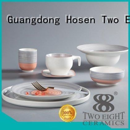 glaze vietnamese Two Eight 16 piece porcelain dinner set