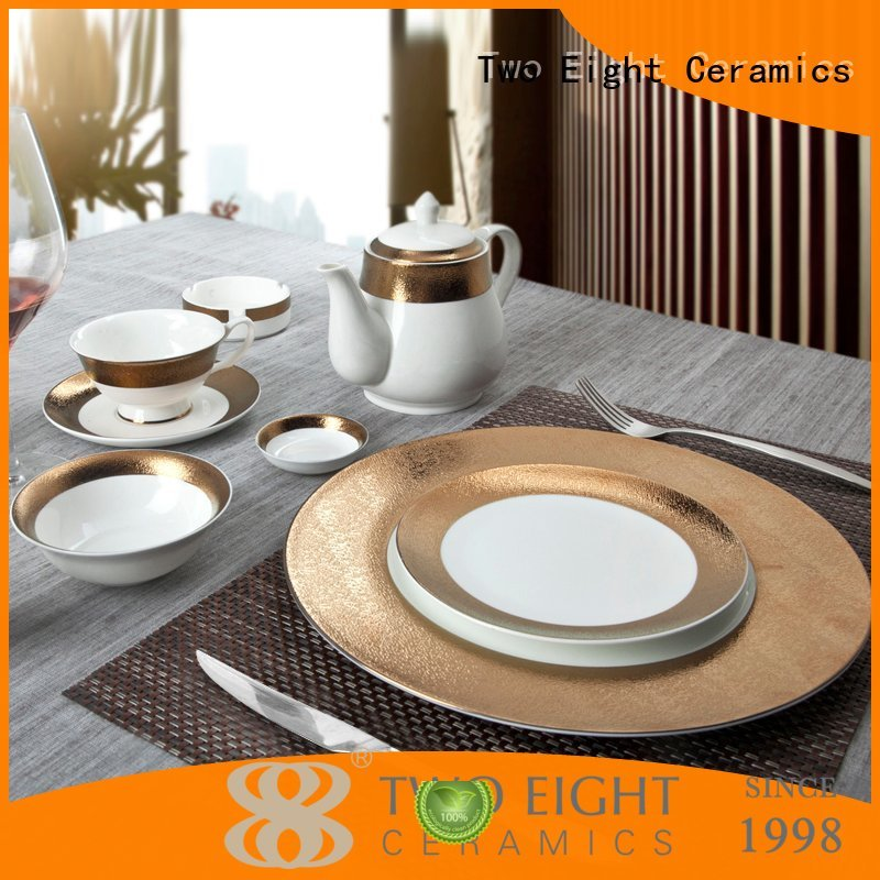 silver best porcelain dinnerware brands color for teahouse Two Eight