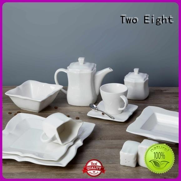 Top white porcelain dinnerware restaurant for business for dinner