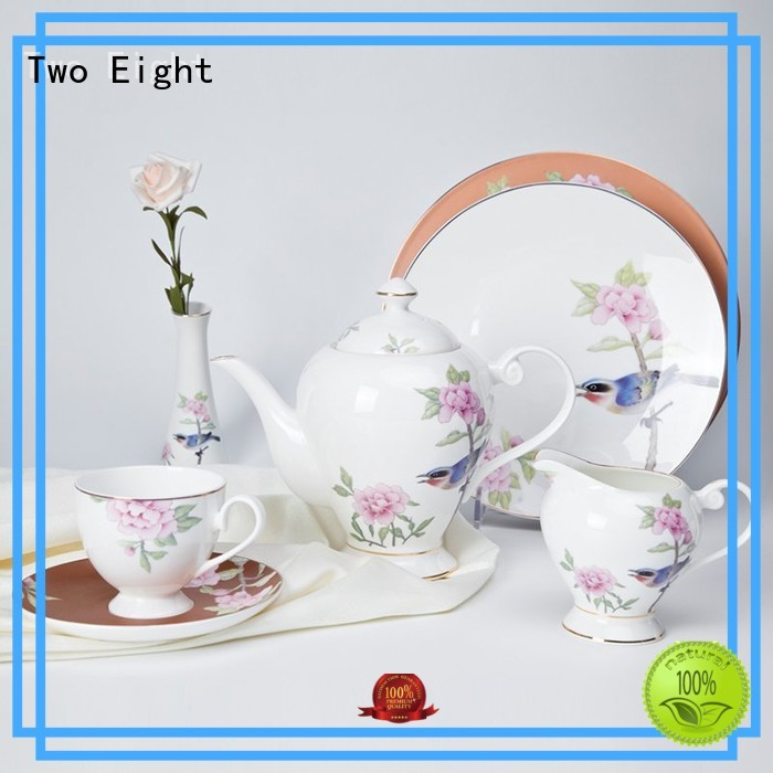 Two Eight fine china dinner sets manufacturers for dinner