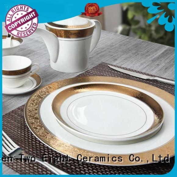 Latest fine porcelain tea set manufacturers for restaurant
