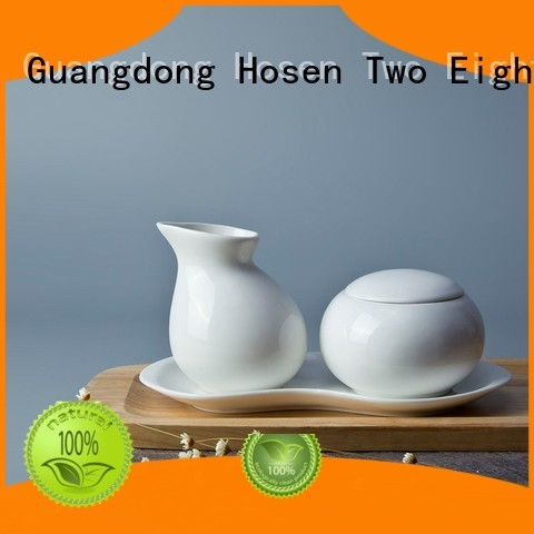 Two Eight bone english porcelain tea cups factory for home